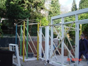 Uitbouw Overveen